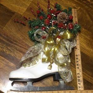 Beautiful Holiday Ice Skate